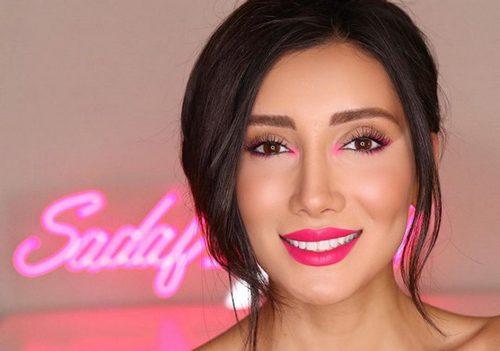 صدف بیوتی مدلینگ موفق ایرانی