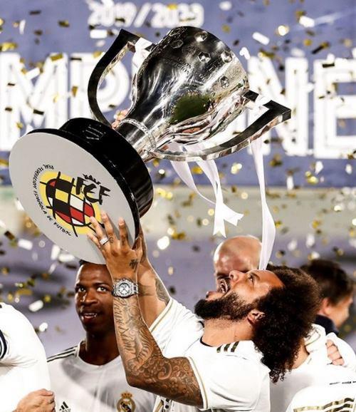 افتخارات رئال مادرید