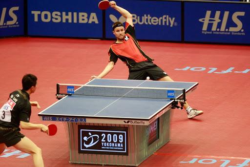 تنیس روی میز هقتمین ورزش پر طرفدار جهان