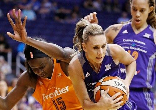 بسکتبال nba زنان