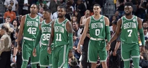 تاریخچه باشگاه Boston Celticd