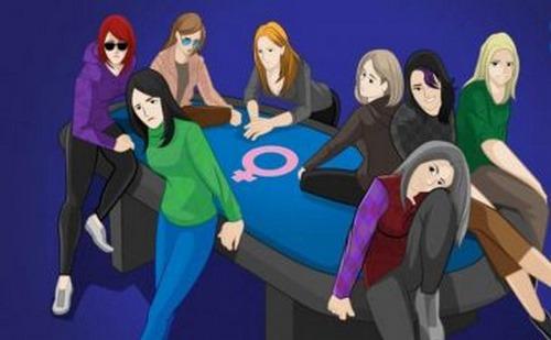 10 بازیکن برتر زن دنیای حرفه ای پوکر