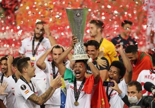 افتخارات تیم فوتبال سویا
