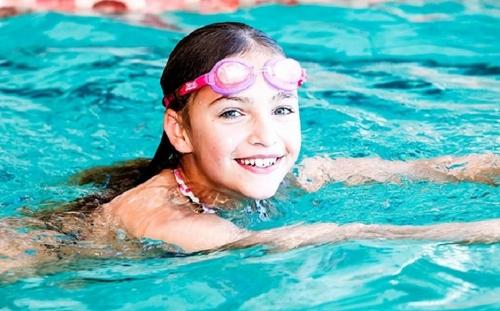 آموزش بازی شنا