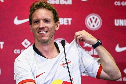 گاو های نر سرخ لقب تیم لایپزیگ