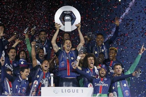 پس گرفته شدن قهرمانی لیگ یک فرانسه