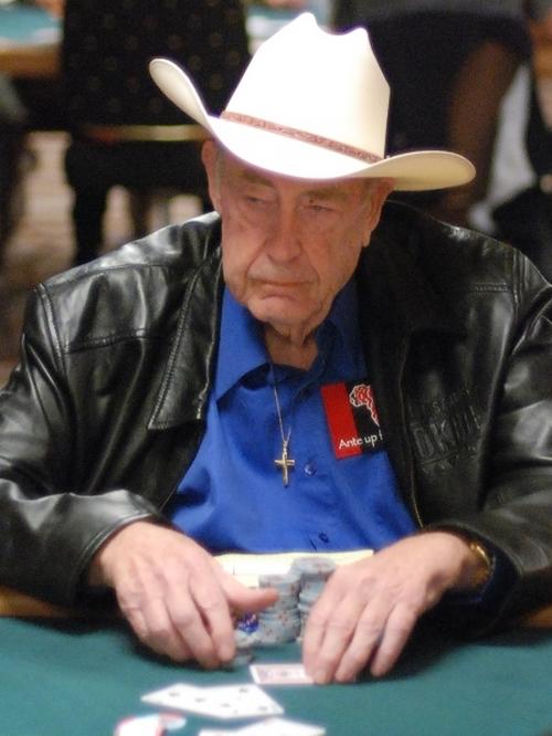 دویل برونسون در WSOP
