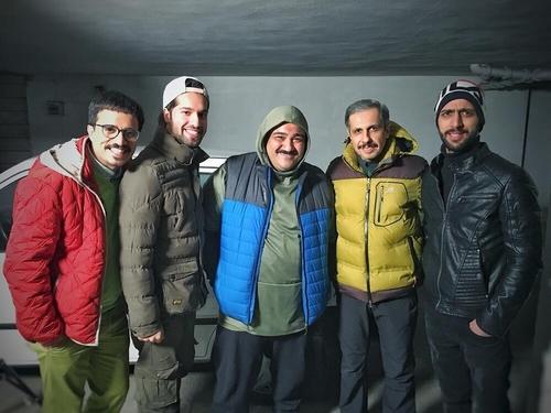 محمد امین کریم پور کیست