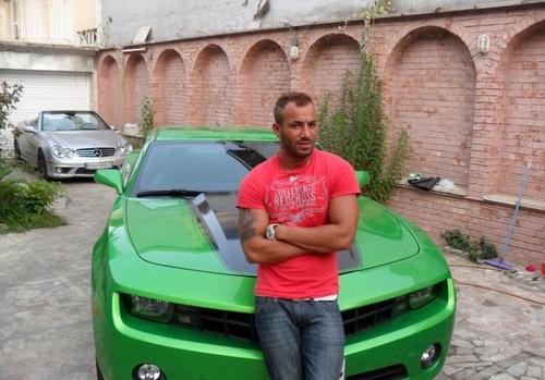 ماشین های مشهورترین رپر های ایران