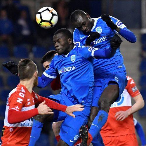 تیم خنک در لیگ برتر بلژیک