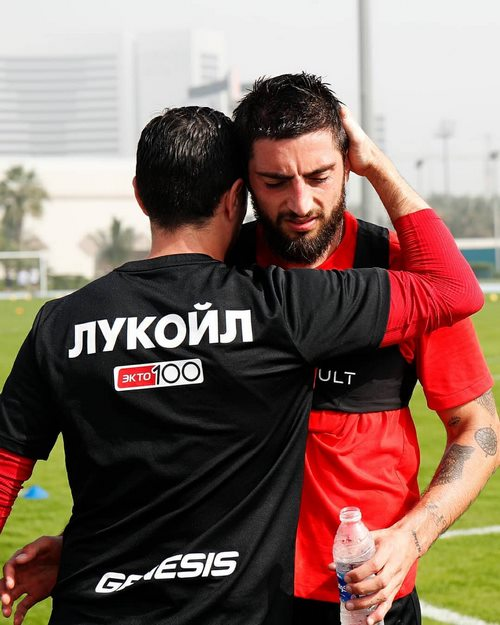 عملکرد اسپارتاک در جام حذفی روسیه