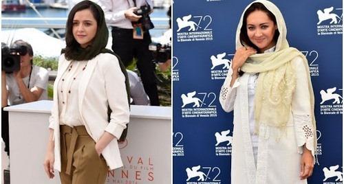 زیبا ترین سلبریتی های ایرانی