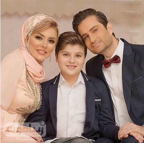 میکاپ جذاب ترین سلبریتی های ایرانی