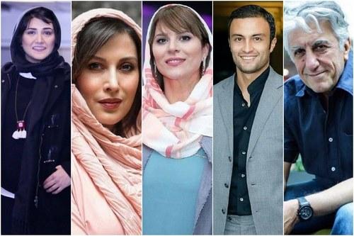 رسوایی سلبریتی های ایرانی