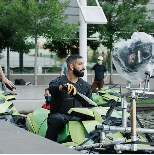 بهترین آهنگ های Drake