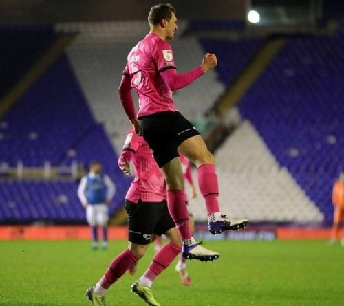 تیم دربی کانتی در لیگ