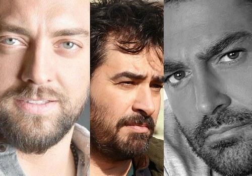 جذاب ترین بازیگران مرد ایرانی