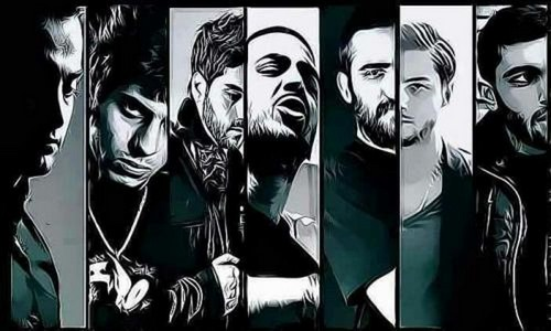 بهترین آهنگ های گنگ رپ فارس