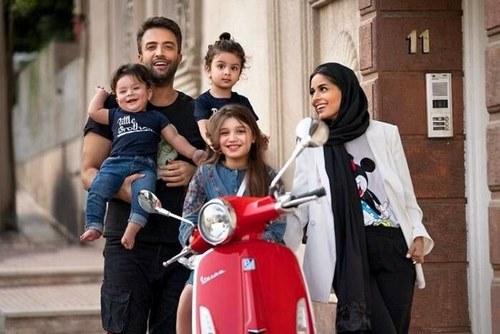 عکس سلبریتی های معروف ایران