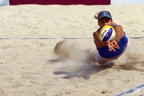 والیبال ساحلی چیست