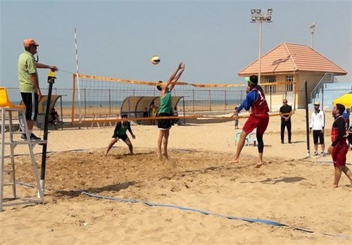 قوانین والیبال ساحلی