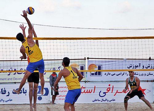 والیبال ساحلی قهرمانی جهان