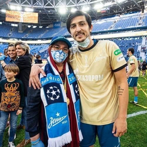 جنجالی ترین حاشیه های 2021 فوتبالیست ها