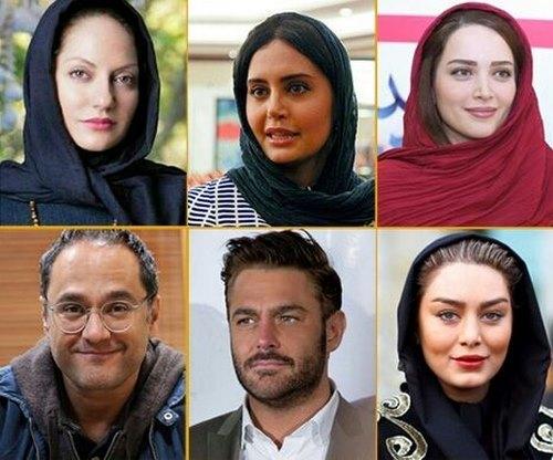 تصاویر اینستاگرام سلبریتی های ایران