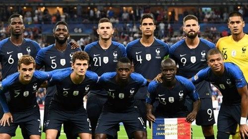 5 تیم برتر فرانسه