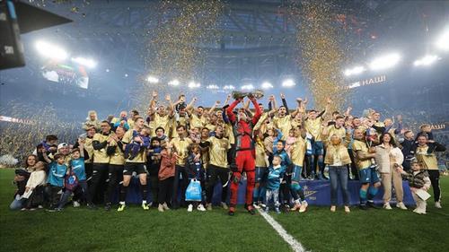 5 تیم برتر روسیه چه تیم هایی هستند؟