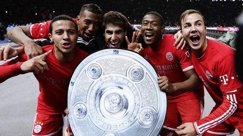5 تیم برتر لیگ بوندسلیگا در جدول چه جایگاهی دارند؟