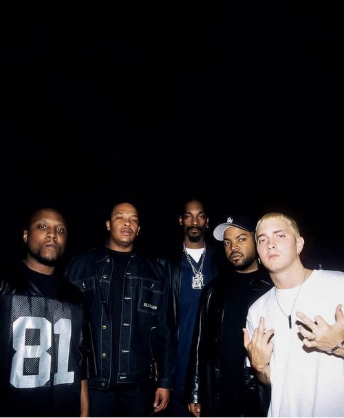 لیست برترین خواننده های سیاه پوست رپ