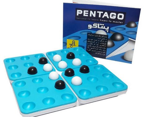 بازی pentago آنلاین