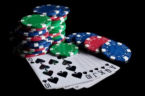 کارت های بازی پوکر