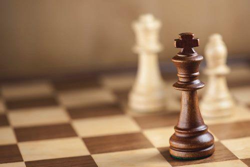 حرکت مهره های شطرنج