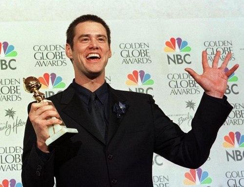 جوایز جیم کری