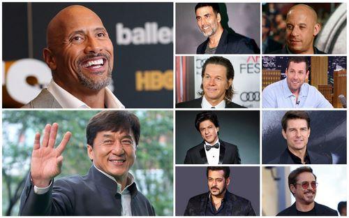 درآمد پرافتخارترین بازیگران هالیوود چه قدر است؟