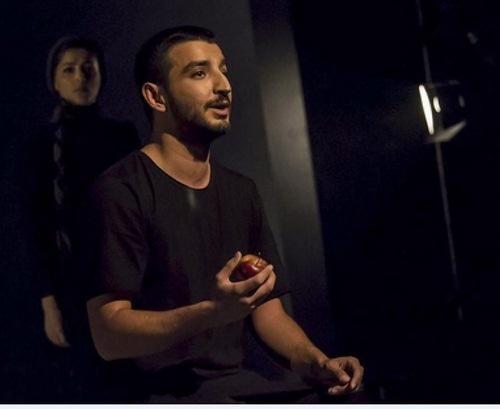 حضور سینا ساعی در تئاتر