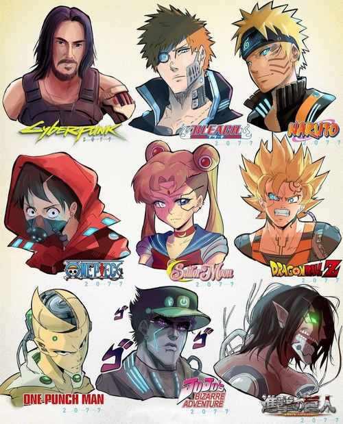 باهوش ترین شخصیت های انیمه ای