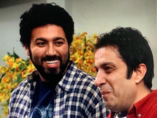علی صبوری در سریال های تلوزیونی