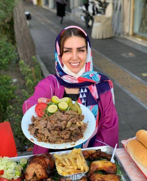 هزینه تبلیغات Mahtab food چقدر است؟