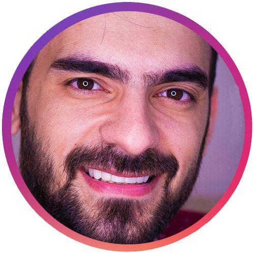 اینستاگرام هومن ایران منش
