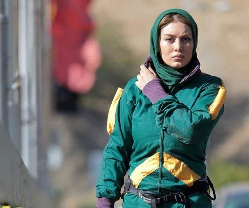 عکس های بد تیپ ترین بازیگر زن ایرانی را در کجا ببینیم؟