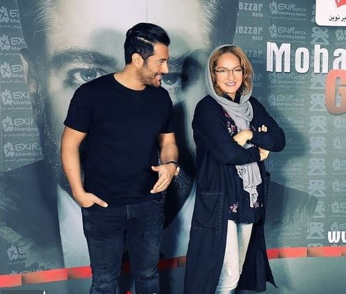 کدام یک از بازیگران مرد ایرانی مدل شده اند؟